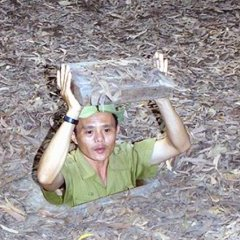 Cuchi tunnels - 2 - New window